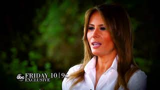 Melania Trump Goes ALL IN During Interview: 'NO QUESTION OFF LIMITS'