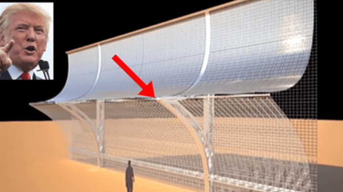 Newest Feature On Trump's Border Wall Will Have Mexico Enraged!