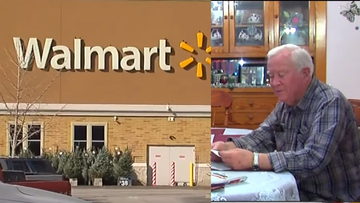 What This Walmart Employee Did For Man Trying To Send Money To His