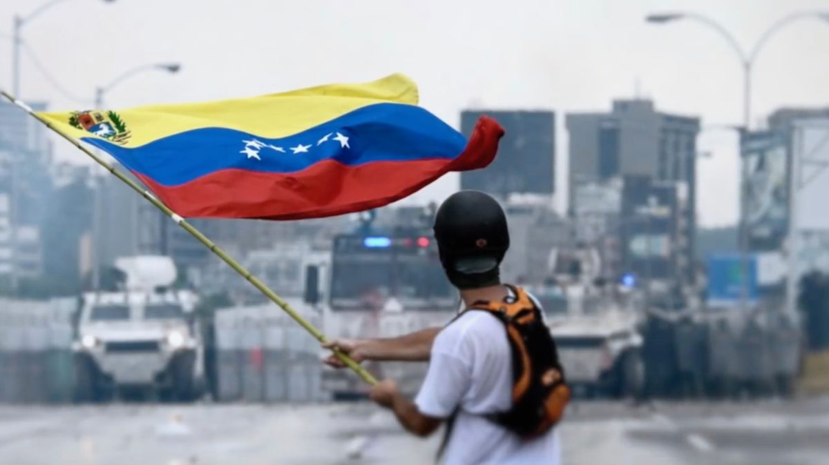 Here's What Happened When Venezuela Gave Up Their Guns - HUGE MISTAKE!