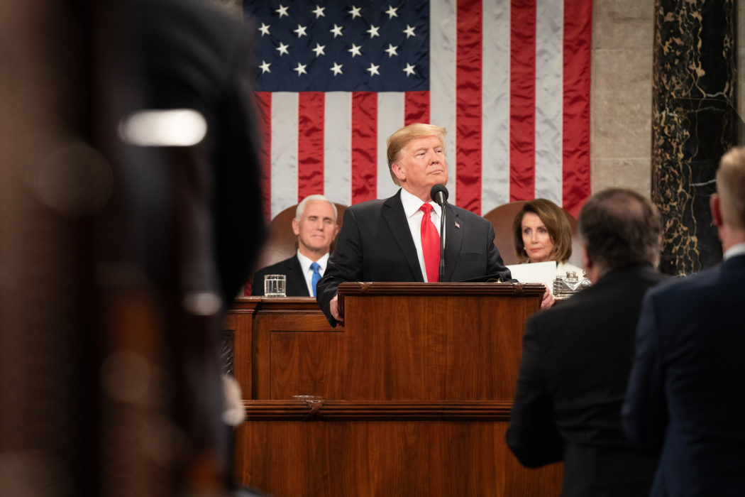 President Trump's Speech CRUSHED Obama's In Ratings