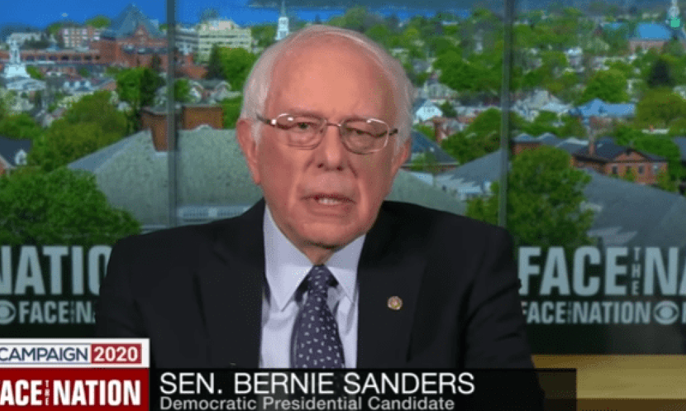 Bernie Sanders EXPLODES After Being Asked This One Simple Question