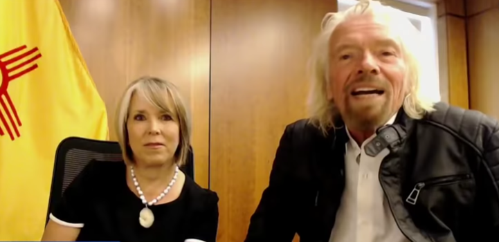 Tech Billionaire of 'Virgin' Says Americans Need to Pay More Taxes! [Video]