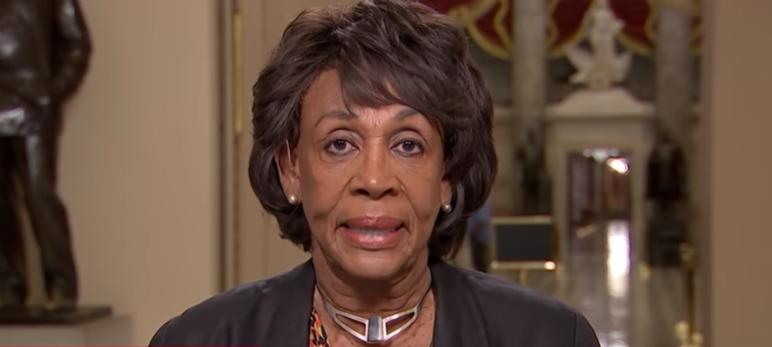 Maxine Waters' Career On The Line Now The Public Know Her Dirty Little Secret