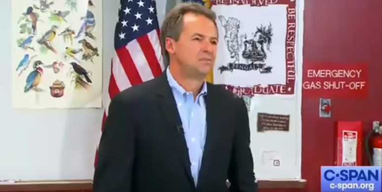 Another Dem Says He's Running In 2020 Can't Answer One Simple Question