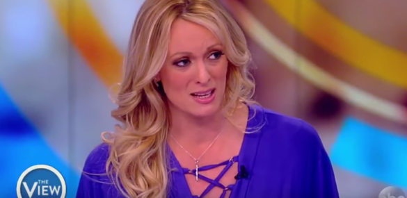 "Meghan McCain Loses It: "" We Owe Stormy Daniels An Apology"""