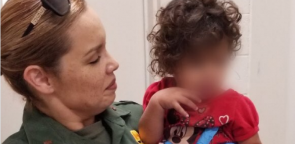 MS-13 Uses Sick Child To Cross The Border, Thwarted By Agents [Video]