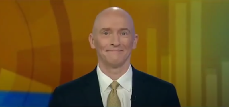 Watch: Carter Page Says Mueller Reports Only Tells Half The Story