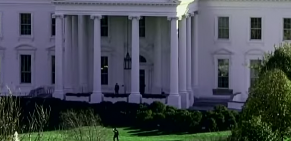 Man Arrested For Assaulting Officers… After Trying To Jump White House Fence