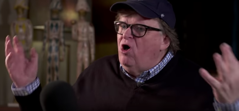Demented Micheal Moore: The Only Way Trump Wins 2020 Is If He