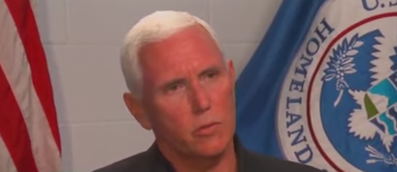 WATCH Pence Asks Kids At Border Facility If They're Okay, Their Response Is Everything