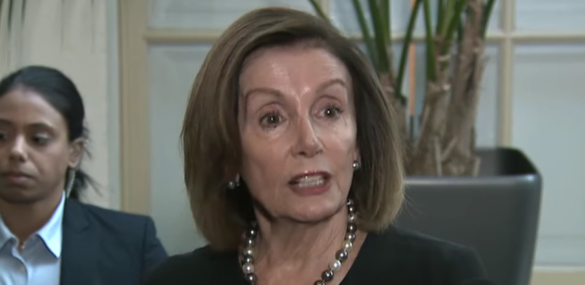 Nancy Pelosi Charges Forward With Impeachment But It Looks Like There's Trouble In Paradise