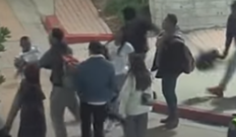 Watch: Off-Duty Officer Beat Unconscious Defending Woman From 6 Thugs On Black Friday