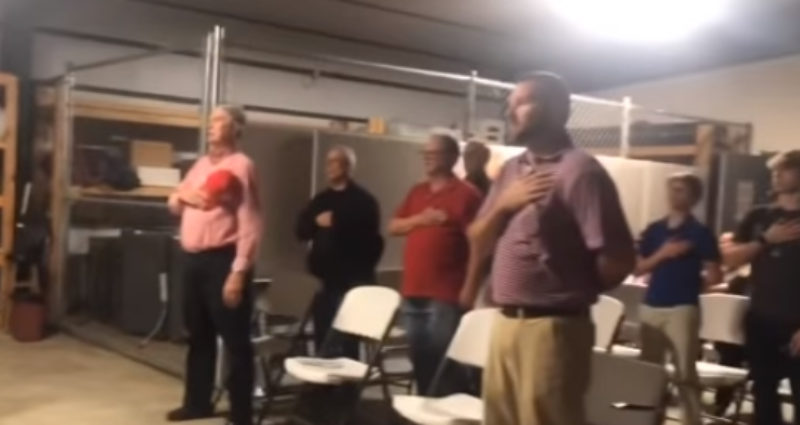 NC Dems Wage War On The Pledge Of Allegiance, What Happens Next Will Make You Proud