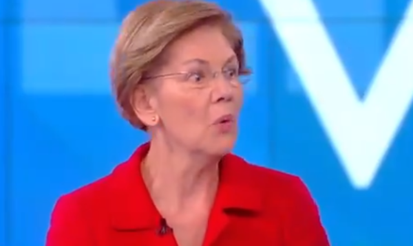 Watch: Creepy Side By Side Shows Everything Warren Says Is Scripted