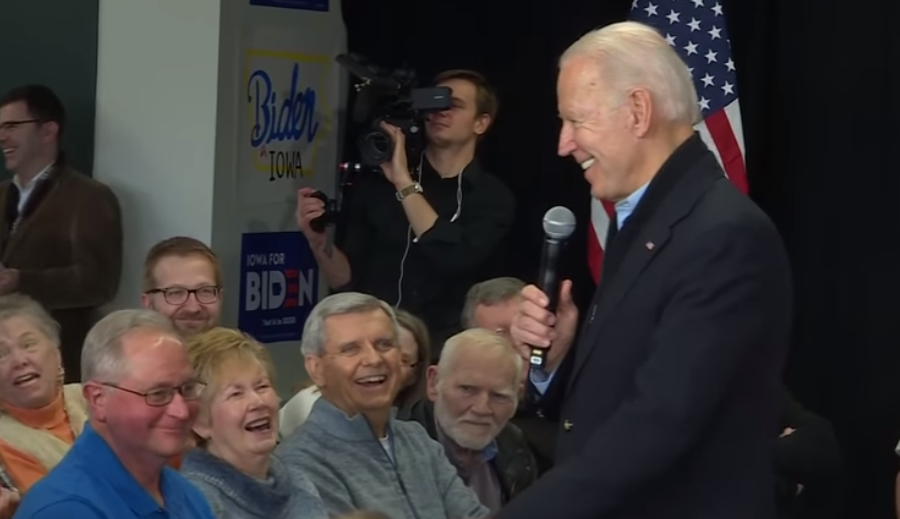 Watch: Joe Biden Announces Who He Wants As VP, It'll Make You Sick
