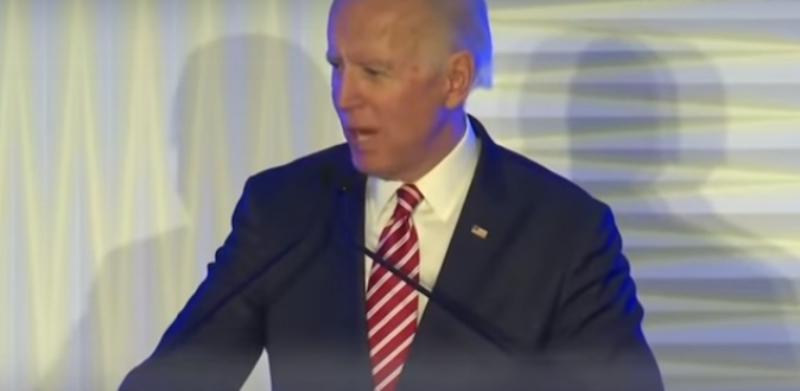 Watch Biden's Epic 'Senior Moment' IN SC: