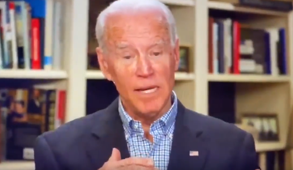 Watch: DNC Pledges $22M After Biden's Totally Incoherent Speech, What Are They Thinking?
