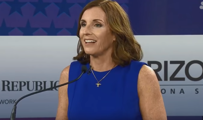 BOLD Move From Sen. McSally In Efforts To Get Relief Package Passed, Dems Are Going To LOSE It