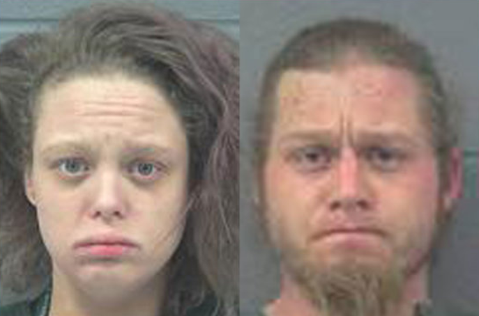 Warped Couple Charged With Torture Used Shock Collar On Toddler To