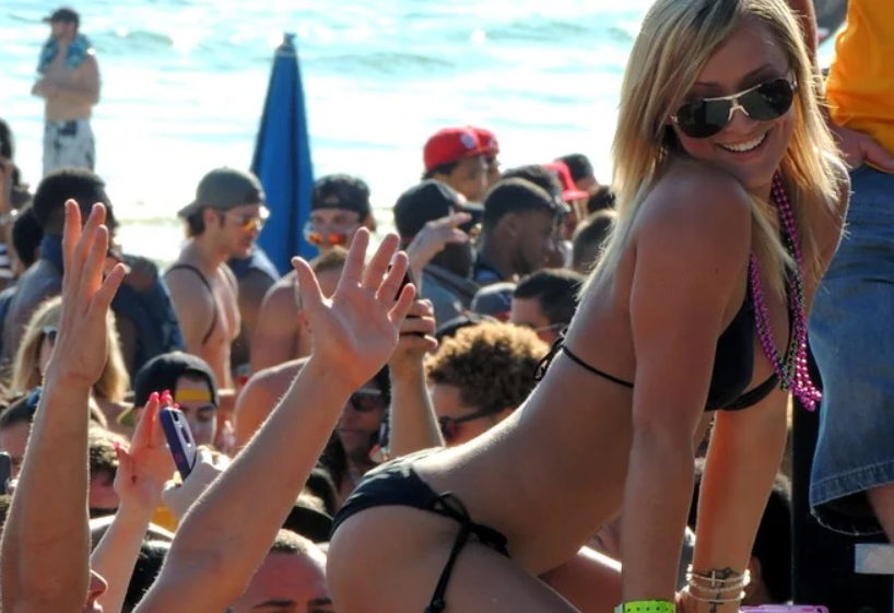 Spring-Breakers Chose To Ignore Covid-10 Warnings, Here's How It Worked Out For Them