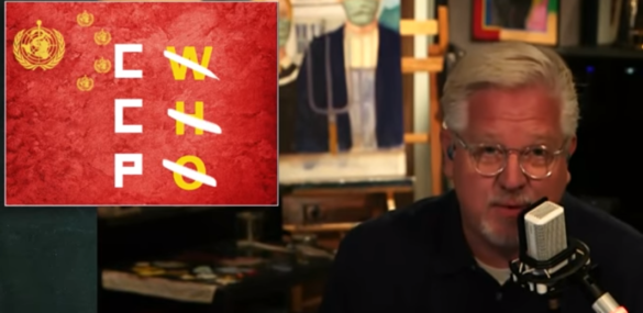 Glenn Beck Says WHO Is