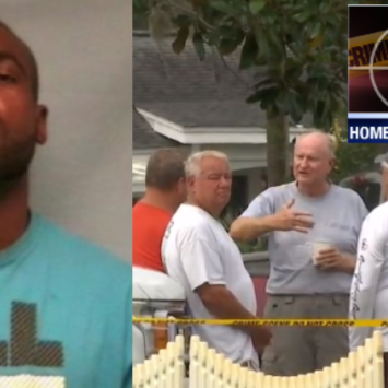 Armed 70-Year-Old Homeowner Ends Violent Attack On His Wife [Video]