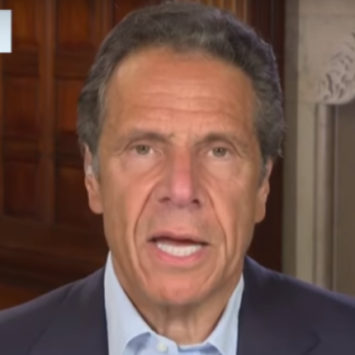 Cuomo Blames Trump For COVID Nursing Home Deaths