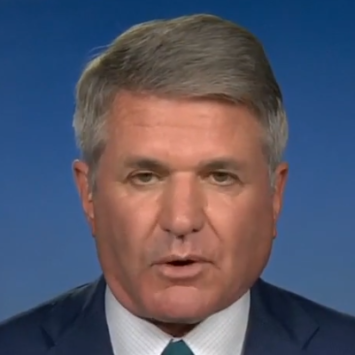 Rep. McCaul Praises Trump After WHO Withdraw, Warning: