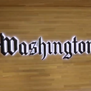 We Can't Ignore This: Is WaPo Publishing Chinese State Propaganda? Seems Like It