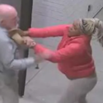Report: Woman Attacks Veteran For Reportedly Not Giving Her Money [Video]