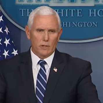 WATCH: VP Pence Shouted Down By Mob Of Liberal Reporter At Press Conference