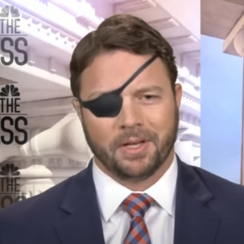 Chuck Todd And Dan Crenshaw Clash Over Cheney Drama: I'm 'Not Going To Take The Bait'